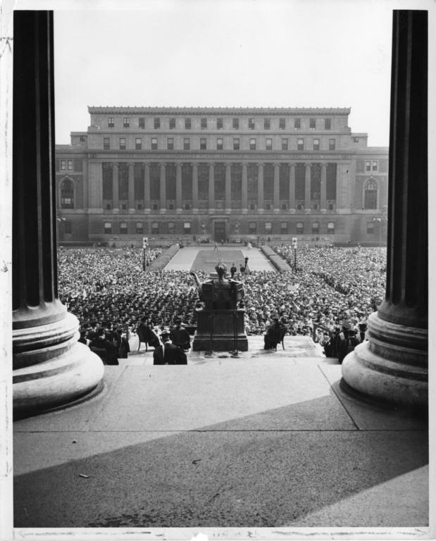 commencement-1957