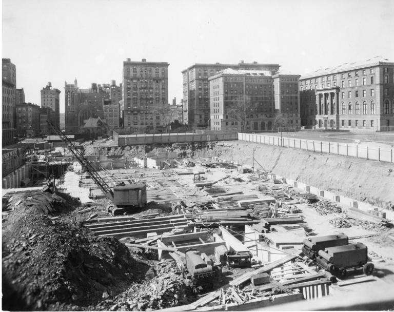 butler-library-construction-pit
