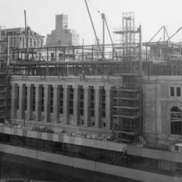 Butler Library Construction 20