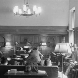 College Study - Butler Library