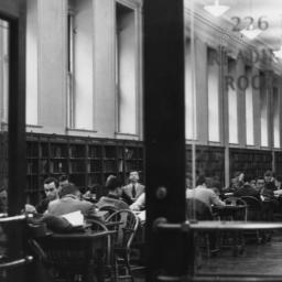 College Reading Room