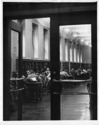 College Reading Room