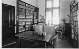 Butler Library Office