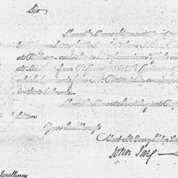 Document, 1786 August 22