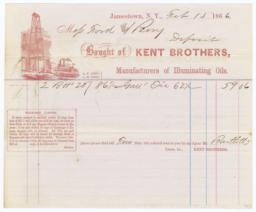 Kent Brothers. Bill - Recto