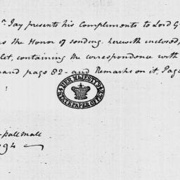 Document, 1794 August 03