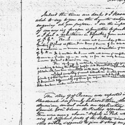 Document, 1799 November 14
