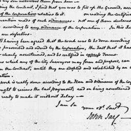 Document, 1807 January 07
