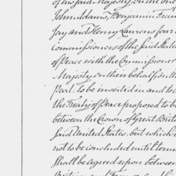 Document, 1782 November 30