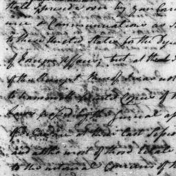 Document, 1785 May 11