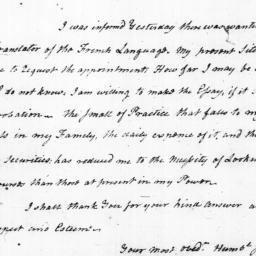 Document, 1785 December 16