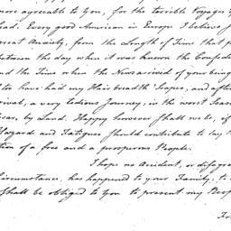 Document, 1780 February 22