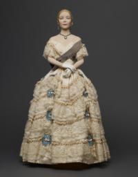 Model Of Helen Hayes As Queen Victoria