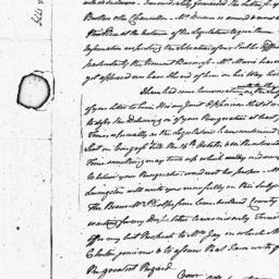Document, 1779 September 01