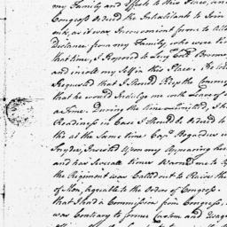Document, 1776 December 18