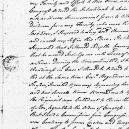 Document, 1776 December 18