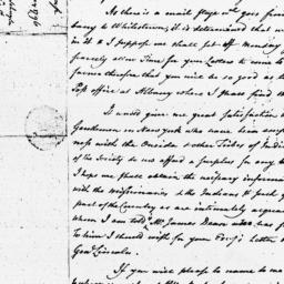 Document, 1796 May 27