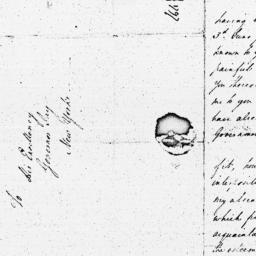 Document, 1797 August 30