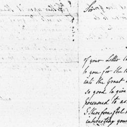 Document, 1795 March 07