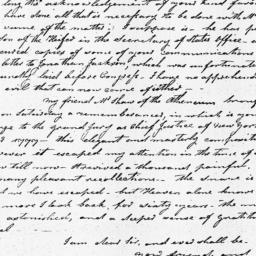 Document, 1821 April 30