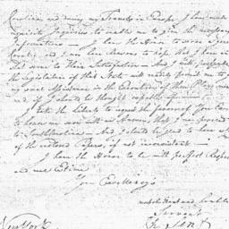 Document, 1786 April 19