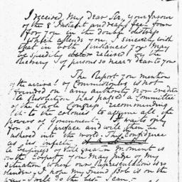 Document, 1776 May 11