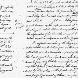Document, 1795 March 06