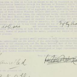 Administrative Record: 1930...