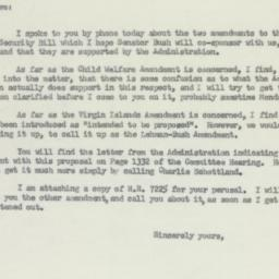 Letter: 1956 July 14