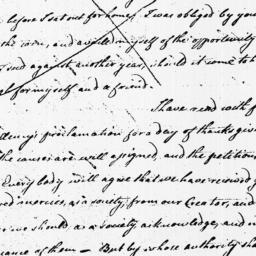 Document, 1795 November 18