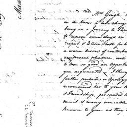Document, 1781 March 22