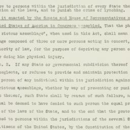 Administrative Record: 1934...
