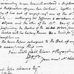 Document, 1787 November 03