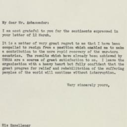 Letter: 1946 March 24