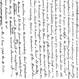 Document, 1789 September 04