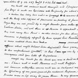 Document, 1787 May 12