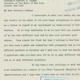Invitation: 1933 December 20