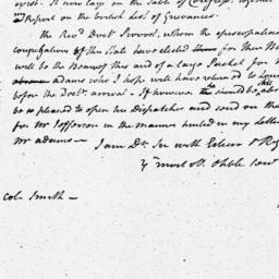 Document, 1786 November 02