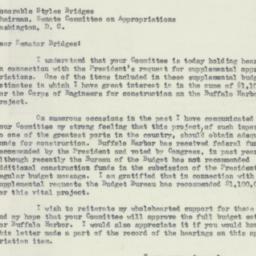 Letter: 1954 July 15