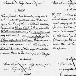 Document, 1786 October 09