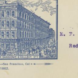 H. Plagemann & Co.. Envelope