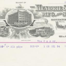 Hendrie & Bolthoff Mfg. and...