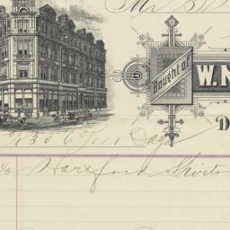 W. N. Pelton & Co.. Bill