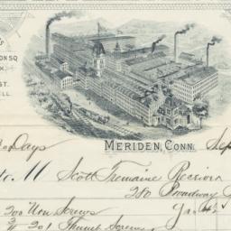 Meriden Britannia Company. ...