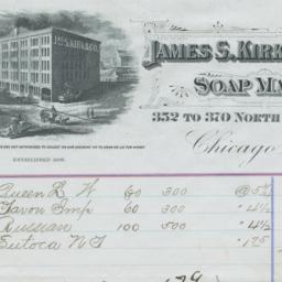 James S. Kirk and Company. ...