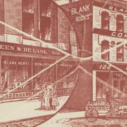 Keen & De Lang's Stationery...