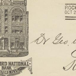 Rockford National Bank. Env...