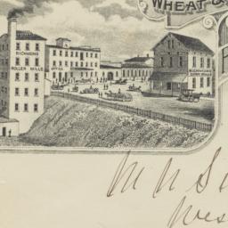 Richmond Wheat & Corn Mills...
