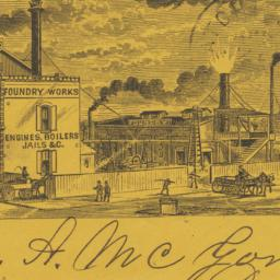 Atchison Foundry Works. Env...