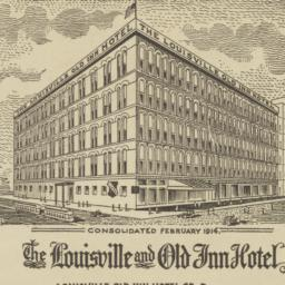 Louisville and Old Inn Hote...